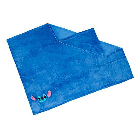 Stitch Fleece Throw Blanket