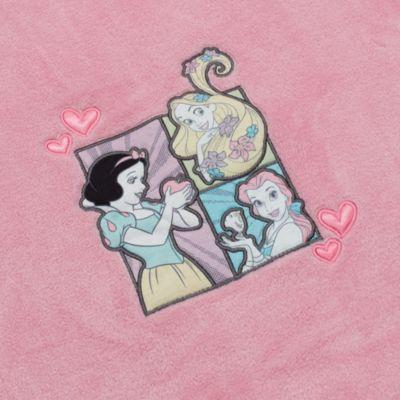 Disney Prinzessin - Fleece-Überwurfdecke