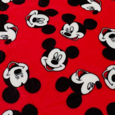 Mickey Mouse fleeceplaid