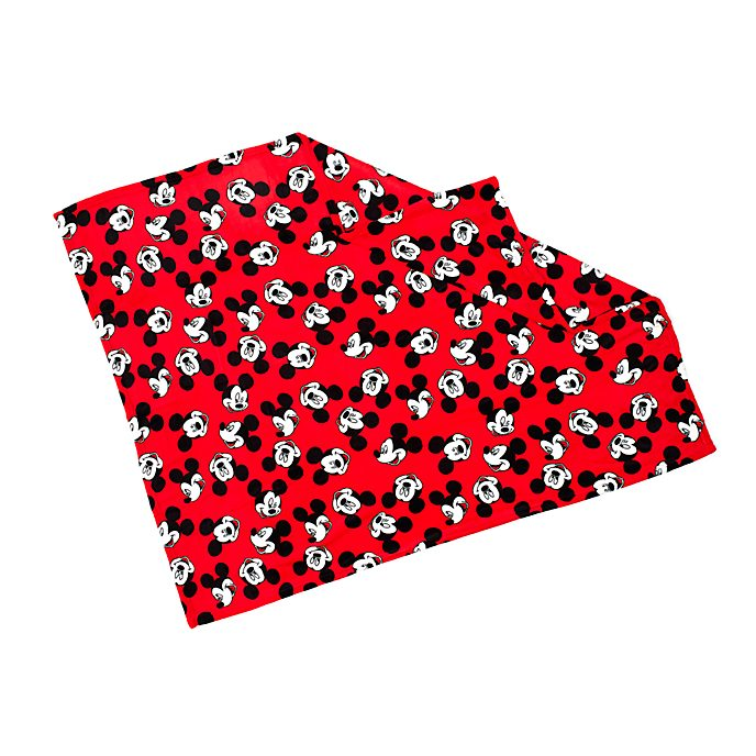 Mickey Mouse Fleece Throw Blanket 58f803043