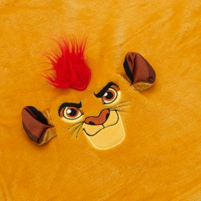 The Lion Guard Fleece Throw Blanket