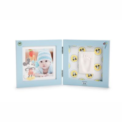 Mickey Mouse Baby Print Frame