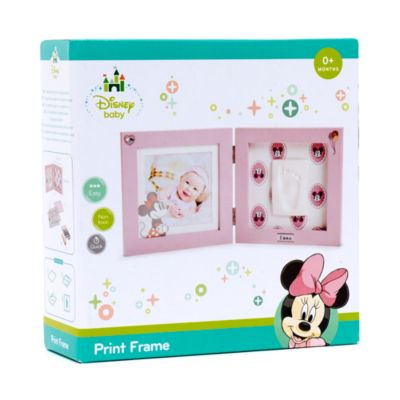 Minnie Mouse Baby Print Frame