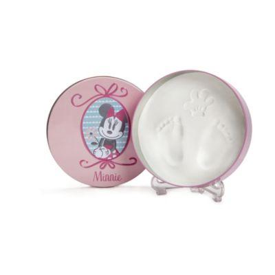 Minnie Maus Box für Babyabdruck