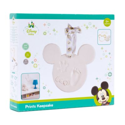 Coffret empreinte de bébé Mickey