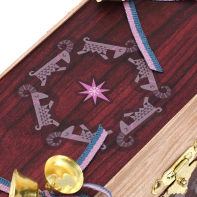 Boîte à bijoux Olaf, Joyeuses Fêtes avec Olaf