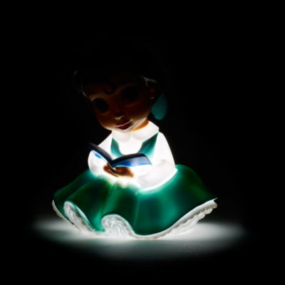 Luz noche Bella, colección Disney Animators