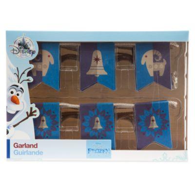 Olaf taut auf - Olaf - Girlande