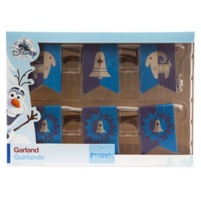 Ghirlanda Olaf, Frozen - Le avventure di Olaf
