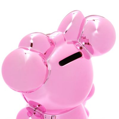 Minnie Mouse Silhouette Money Bank