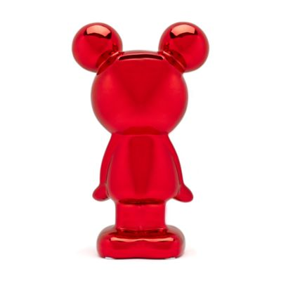 Mickey Mouse Silhouette Money Bank
