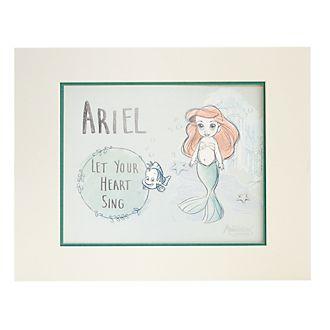 Disney Animators Collection - Wandschmuckset