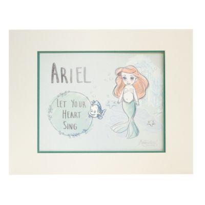 Set artistique pour décorations, collection Disney Animators