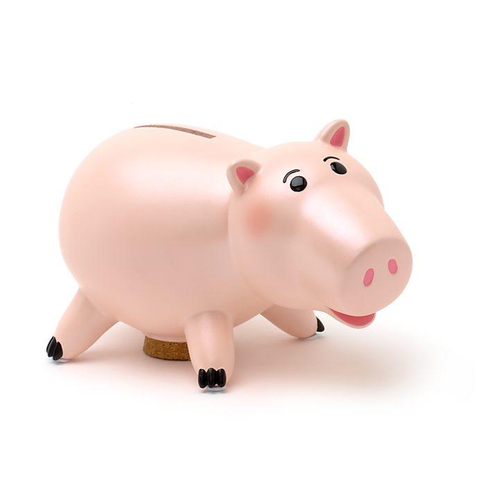 Disney Store Hamm Piggy Bank
