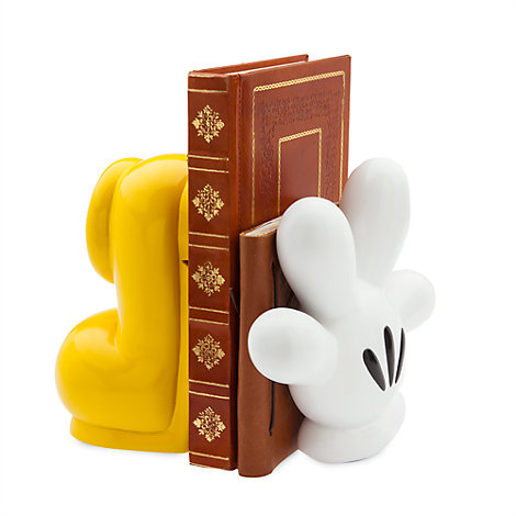 Mickey Mouse Bookends Set Of 2