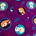 Coperta in pile Frozen - Il Regno di Ghiaccio Disney Store