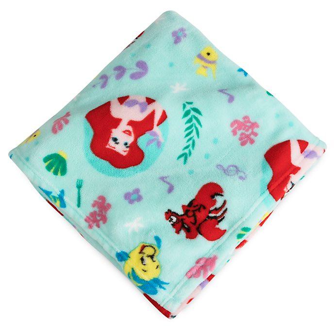 Disney Store The Little Mermaid Fleece Throw