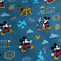 Disney Store Mickey Mouse Fleece Throw