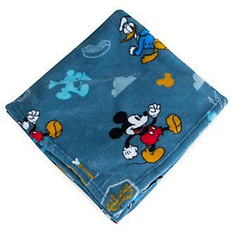 Disney Store Jeté Mickey Mouse en polaire