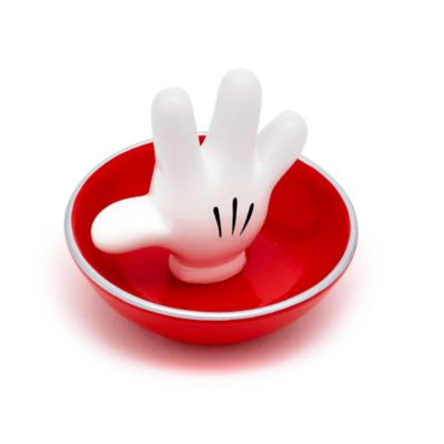 Mickey Mouse Glove Jewellery Tray