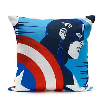Coussin Captain America et Black Widow