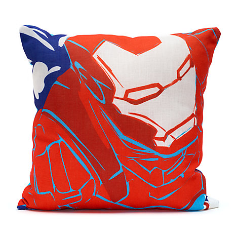 Iron Man and Thor Cushion