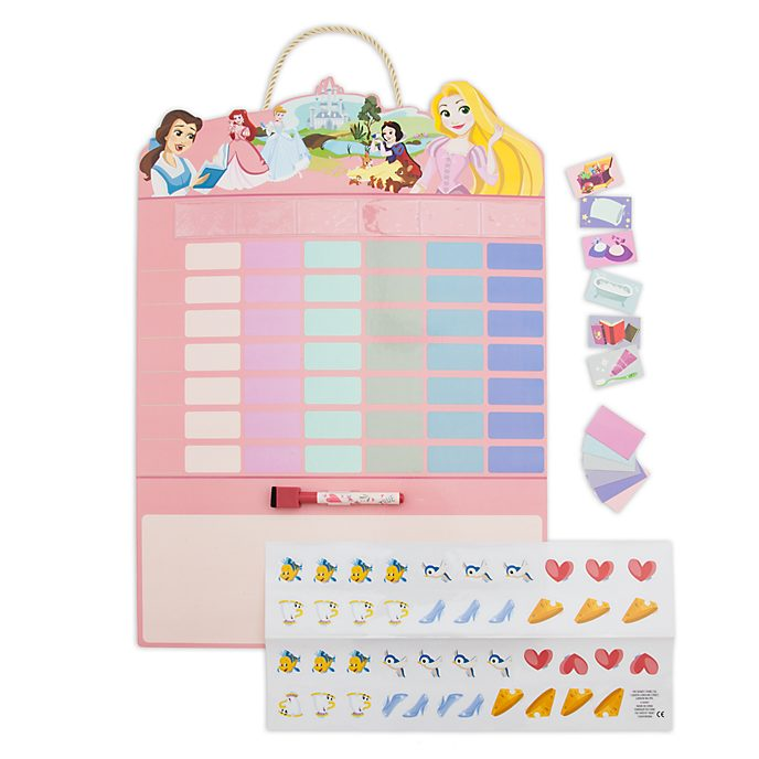 Disney Store Disney Princess Rewards Chart