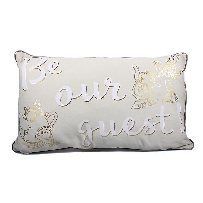 Beauty and the Beast Cushion