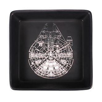 Vassoio per accessori Millennium Falcon Star Wars