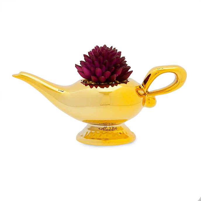 Disney Store - Aladdin - Dschinnis Wunderlampe - Künstliche Pflanze im Blumentopf