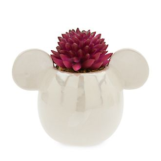 Disney Store Mickey Mouse Artificial Plant Pot