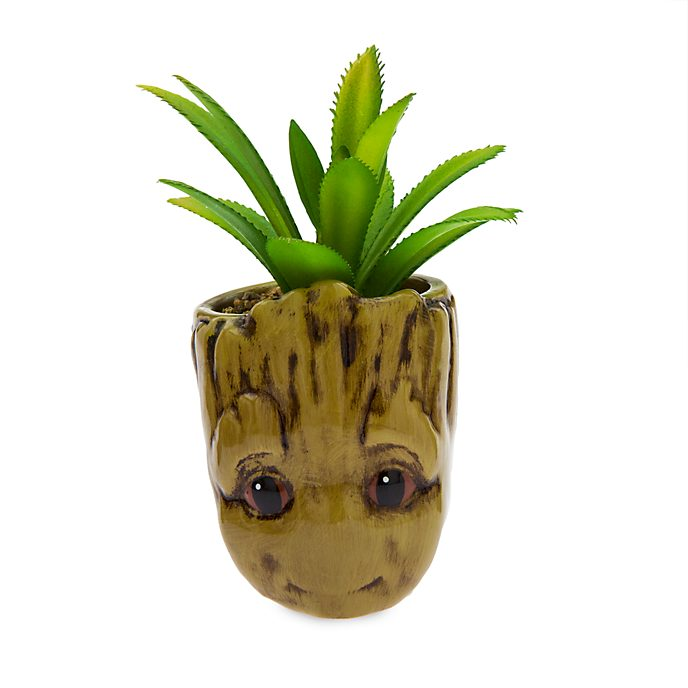 Disney Store Groot Artificial Plant Pot, Guardians of the Galaxy