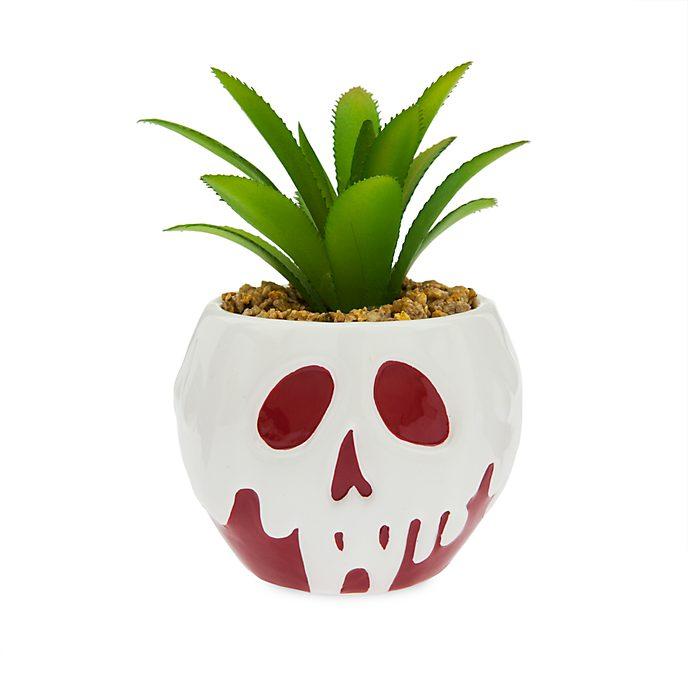 Disney Store Poison Apple Artificial Plant Pot, Snow White and the Seven Dwarfs