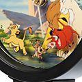 Disney Store Oh My Disney The Lion King Desk Clock