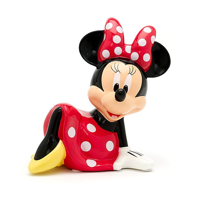 Disney Store Minnie Mouse Money Bank