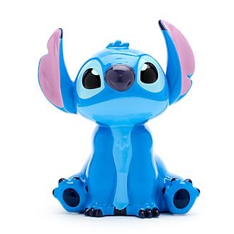 Disney Store Stitch Money Bank