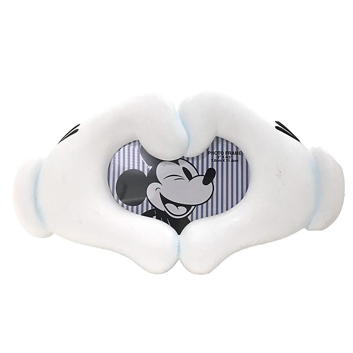 Disney Store Cadre photo en forme de coeur Mickey Mouse
