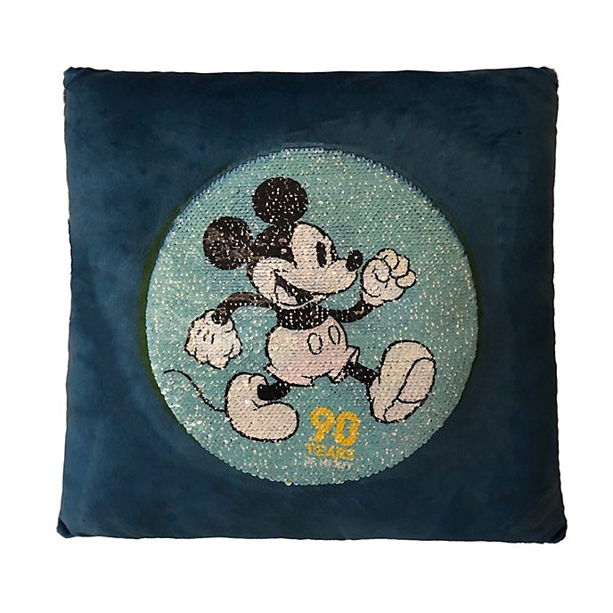 Coussin90e anniversaire de Mickey Mouse