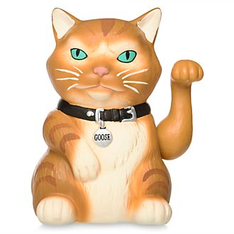 Disney Store Goose Waving Cat, Captain Marvel
