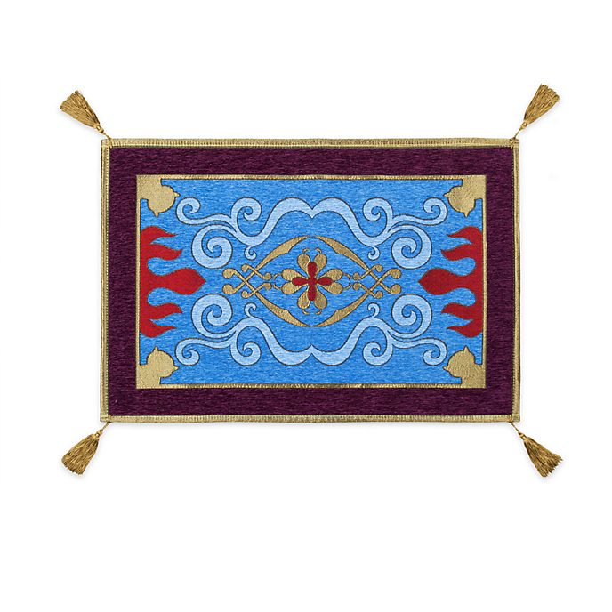 Disney Store Magic Carpet Rug, Aladdin