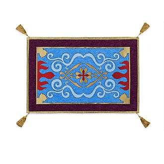 Disney Store Magic Carpet Rug, Aladdin