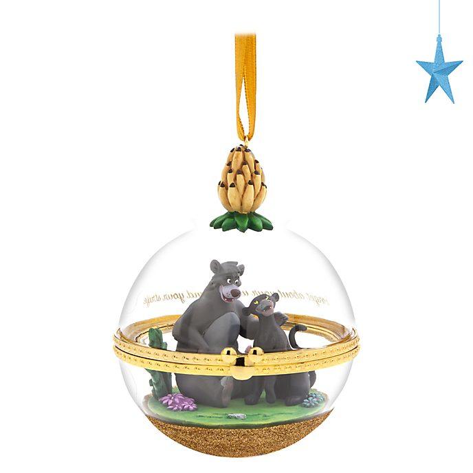 Decorazione a sospensione Dynamic Duos Baloo e Bagheera Disney Store, 9 di 12
