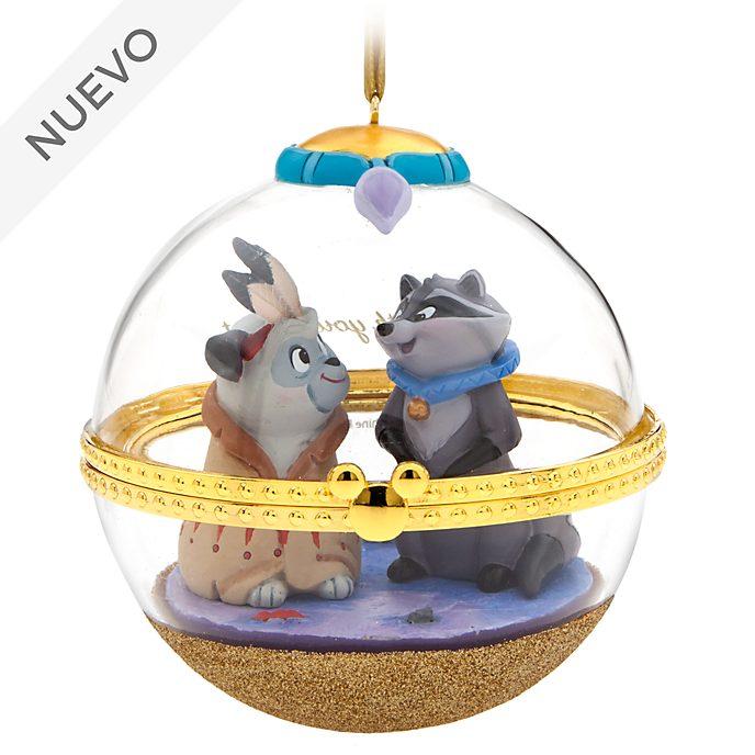 Adorno colgante Meeko y Percy, Parejas Perfectas, Disney Store (8 de 12)