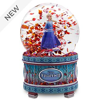 Disney Store Frozen 2 Musical Snow Globe