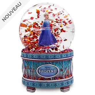Disney Store Boule à neige musicale La Reine des Neiges2