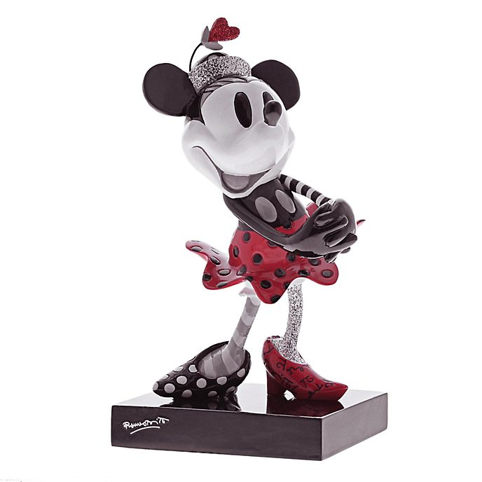 Enesco Steamboat Minnie Britto Figurine