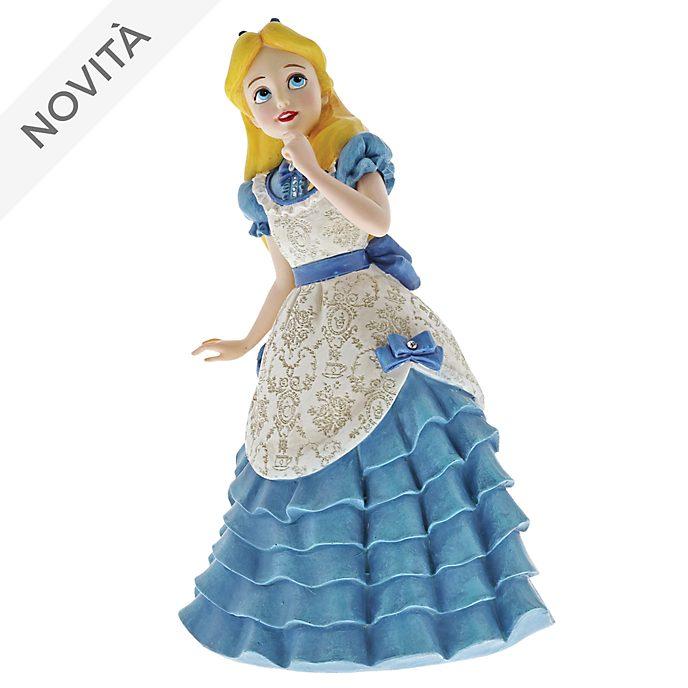 Statuetta Alice nel Paese delle Meraviglie collezione Disney Showcase Enesco