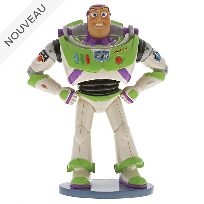 Enesco Figurine Buzz l'Éclair, Disney Showcase