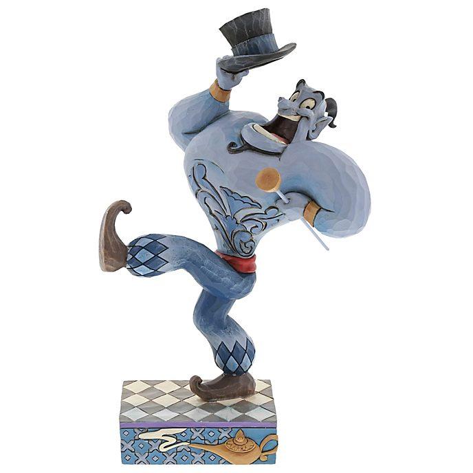 Statuetta Genio collezione Disney Traditions Aladdin Enesco