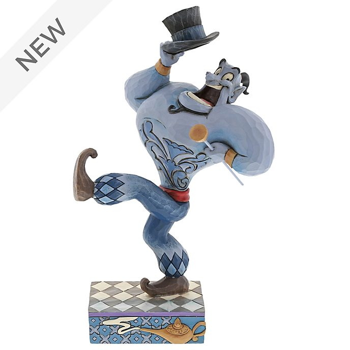 Enesco Genie Disney Traditions Figurine, Aladdin